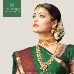 Gold Plated Bridal Jewellery Set From Tarinika