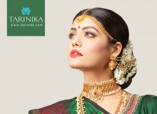 Gold Plated Bridal Jewellery Sets From Tarinika