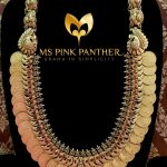 Gold Plated Coin Necklace From Ms Pink Panthers