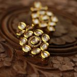 Imitation Kundan Earrings From Rimli Boutique
