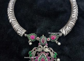 Silver Antique Necklace From Precious & You