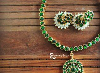 Green Kemp Attigai From Anicha