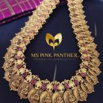 Antique Lakshmi Kasumalai From Ms Pink Panthers