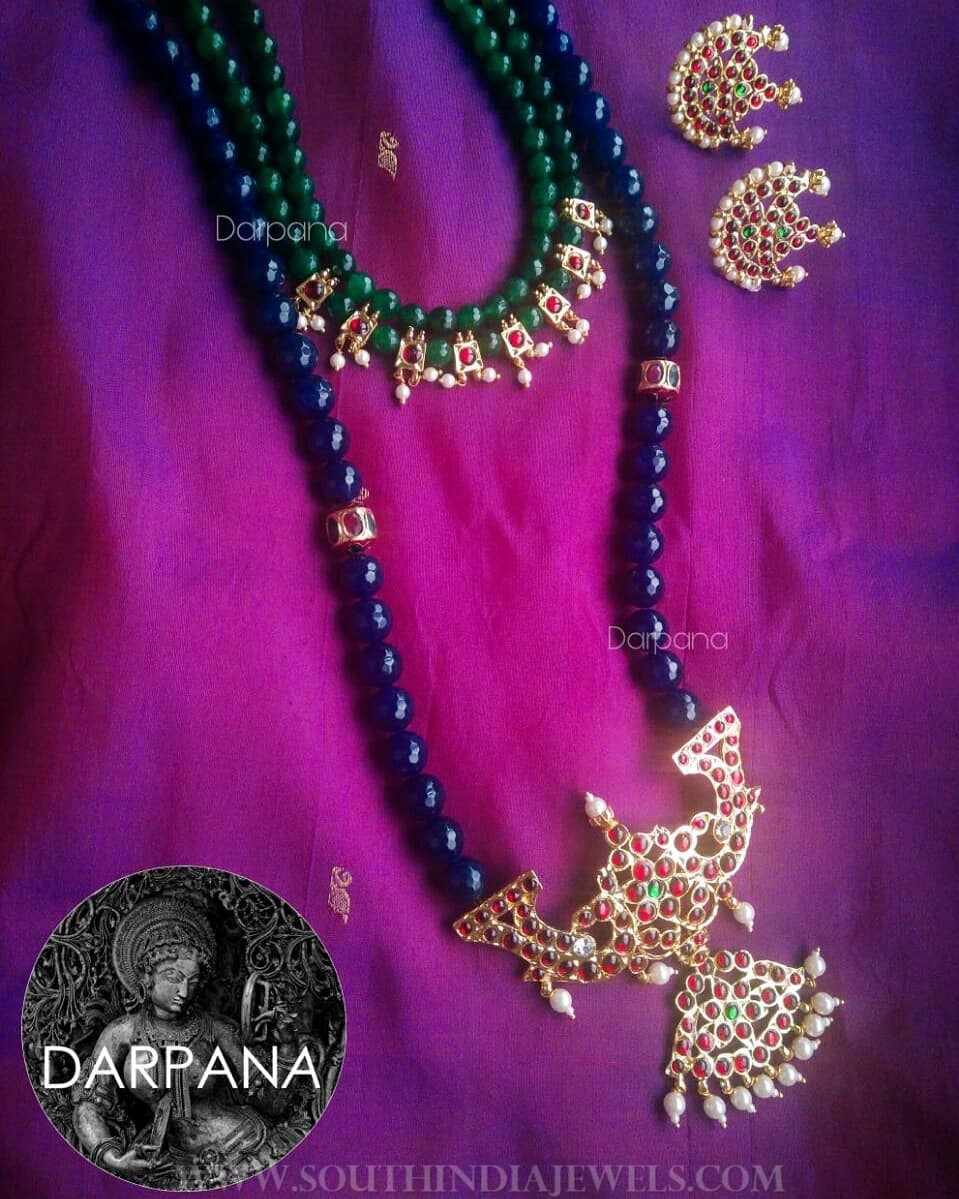 Beaded Kemp Set From Drapana