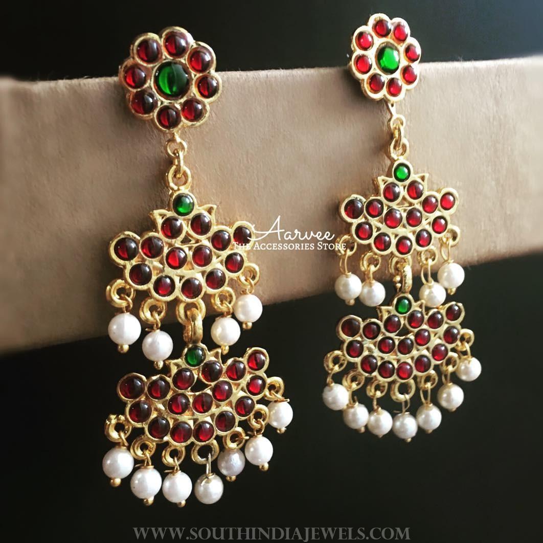 Beautiful Kemp Earrings From Arvee
