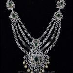 Multi Layer Haram FromP.Satyanarayan & Sons Jewellers
