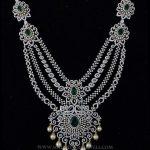 Multi Layer Haram FromP.Satyanarayan & Sons Jewellers