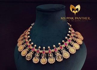 Antique ruby choker mspinkpantherjewel