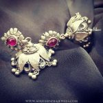 New Model Pure Silver Jhumka From Bcos Its Silver