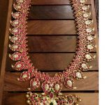 Gold Ruby Mango Haram From Arnav