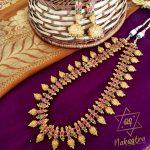 Baahubali Style Haaram From Nakshatra By Sha