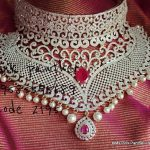 Classy Bridal Choker From Ms Pink Panthers