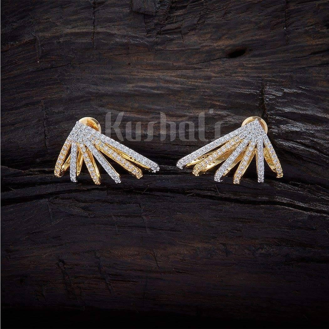 Dazzling earrings kushal's fashion jewellery
