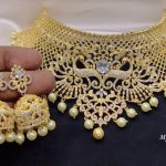 Imitation Choker From Kovai Collections