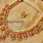 Imitation Necklace From Moksha Designer Accessories