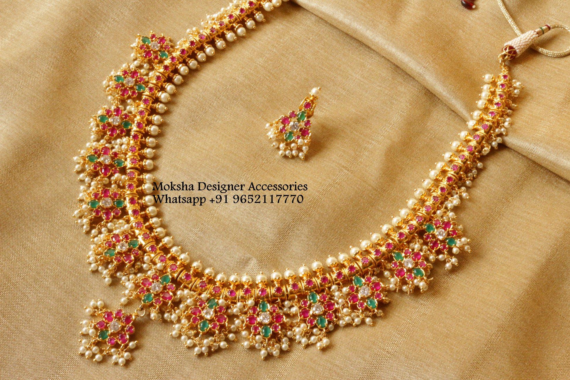 Imitation necklace Moksha Designer Accessories