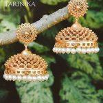 Pretty Imitation Pearl Earrings From Tarinika