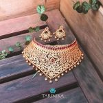 Royal Quotient Raabta Choker From Tarinika
