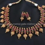 Traditional Imitation Necklace From Yosha Creations