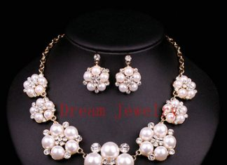 Trendy party wear necklace set P.Satyanarayan & Sons Jewellers