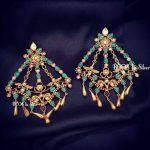Silver Bali With Precious Turquoise From Bcos Its Silver