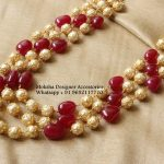 Designer Beaded Necklace From Moksha Designer Accessories