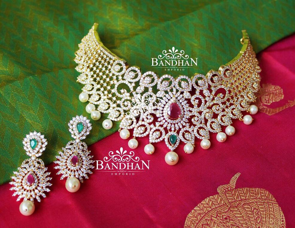 Bridal Choker From Bandhan