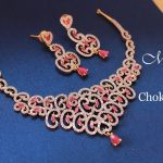 Classic Necklace Set From Magha Store