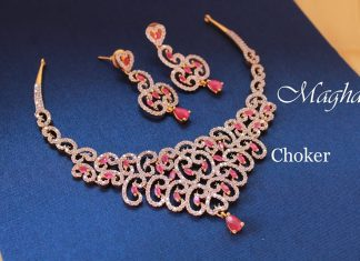 Classic Necklace Set From Magna Store