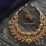 Cute Peacock Necklace From Tvameva