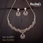 Delightful Necklace Set From Kushal's Fashion Jewellery