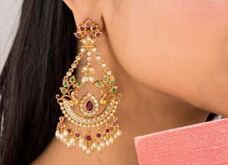 Eye Catching Earring From Tarinika