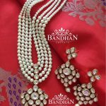 Kundhan Layered Necklace From Bandhan