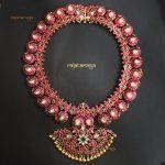 Pretty Mango Necklace From Rajatmaya