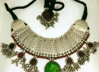 Silver Necklace From Rajatmaya