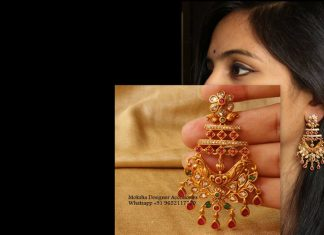 Stunning Earring From Moksha