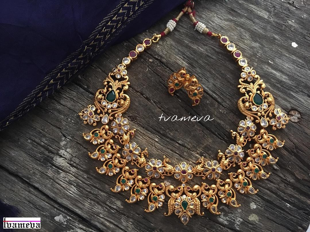 Stylish Necklace Set-From Tvameva