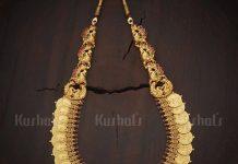 Traditional Kasamalai From Kushals Fashion Jewellery