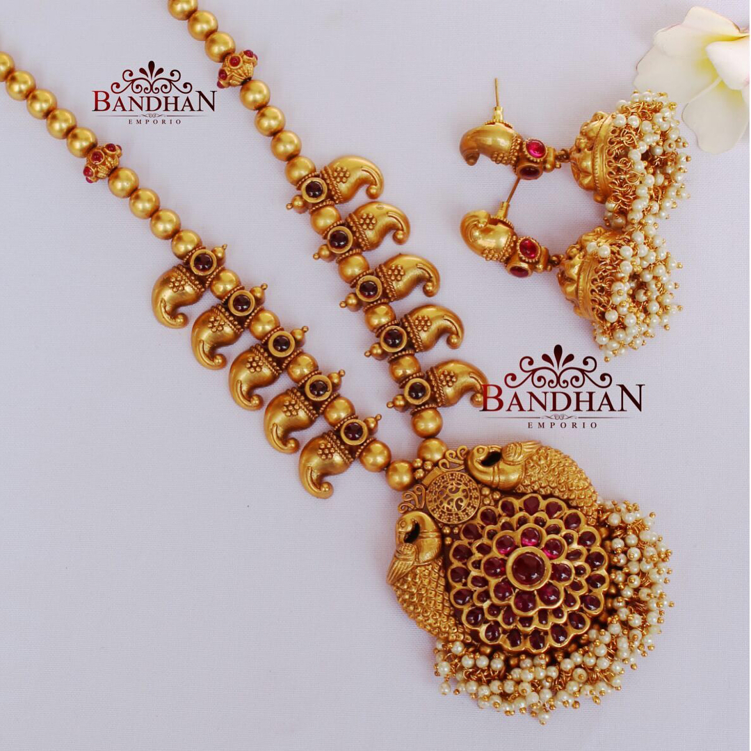 Traditional Mango Mala From Bandhan