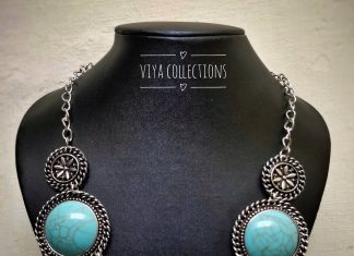 Unique Fashionable Necklace From Viyacollections