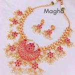 Attractive Necklace Set From Magha Store