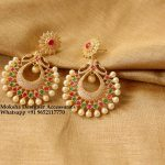 Designer Earrings From Moksha Designer Accessories