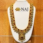 Grand Ruby Haram From NAJ Jewellery