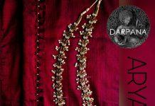 Handmade Long Necklace From Darpana