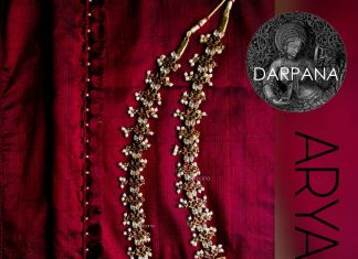 Handmade Long Necklace From Darpana
