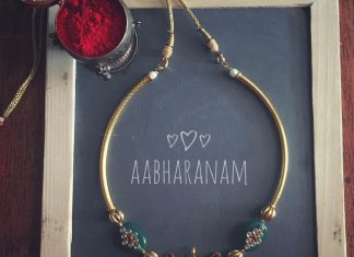Kemp Necklace From Abharanam