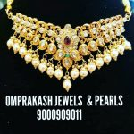 Mini Choker From Omprakashjewels