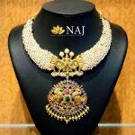 Precious Pearl Necklace From NAJ Jewellery