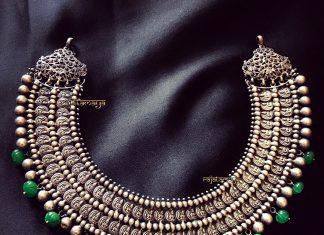 Traditional Silver Kasumalai Rajatamaya