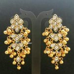 Pure Silver Gold Plated Kundan Bali From Bcos Its Silver